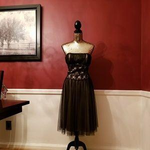 White House Black Market Evening Dress